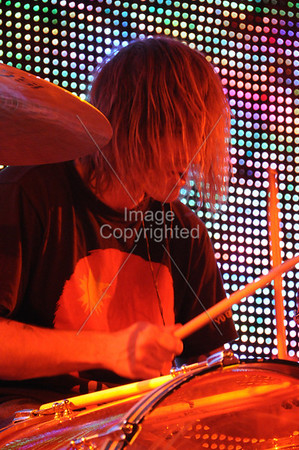 Kliph Scurlock, The Flaming Lips, New Years Freakout 2009/2010.