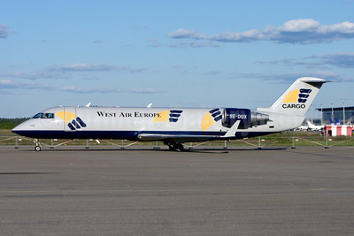 West Air Europe (West Air Sweden)