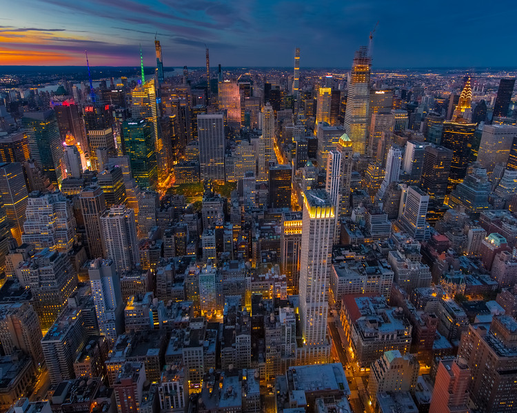 Cityscapes (#121) - December, 2019