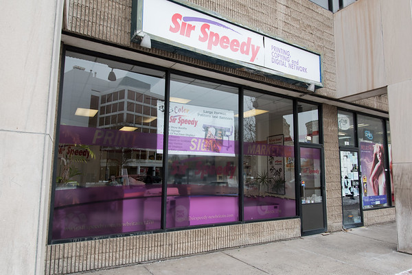 02/20/19 Wesley Bunnell | Staff Sir Speedy New Britain located at 200 Main St.