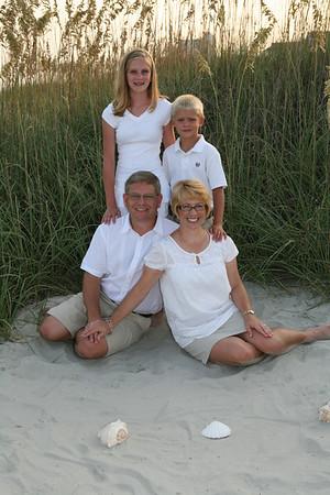 The Custard Family