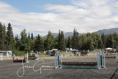 Alaska Hunter Jumper Association Benefit Horse Show ~  August 4th & 5th.