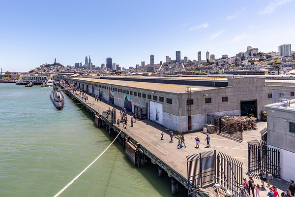 San Francisco Piers