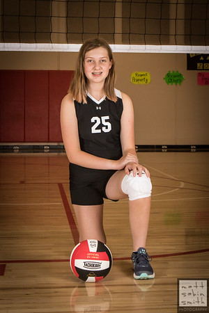 GMS 7th Grade Volleyball (2018)
