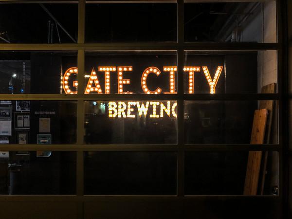Gate City Brewery - GA