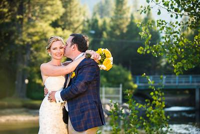Alyssa and Dave Wedding