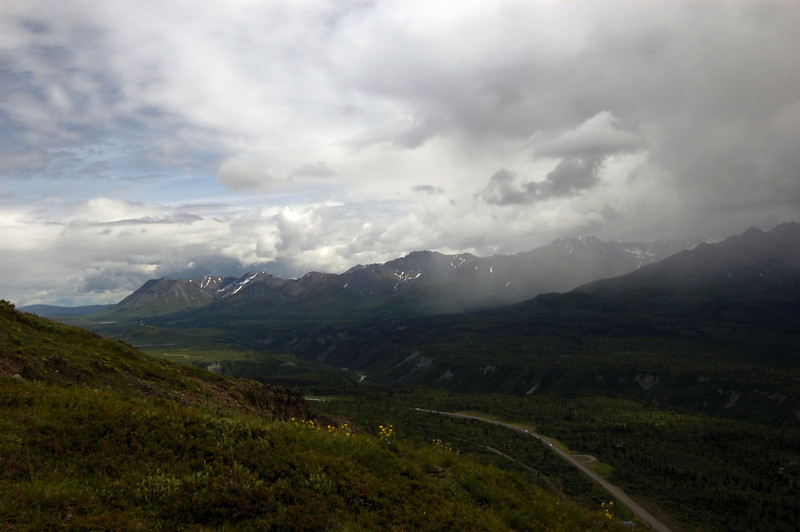 Outlook from Sheep Mountain