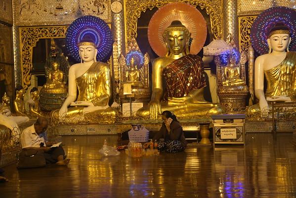 Myanmar January 2016