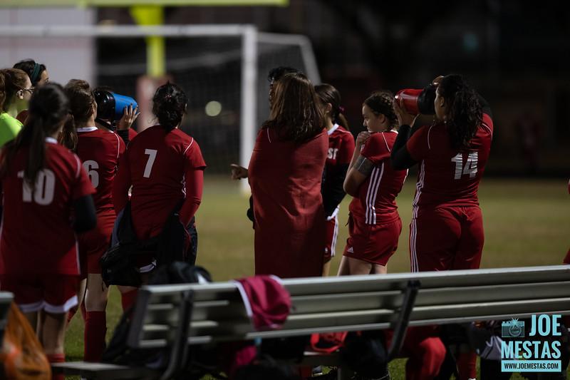 Dixie Hollins Rebels (3) vs Northeast Vikings (1) Girls JV Soccer