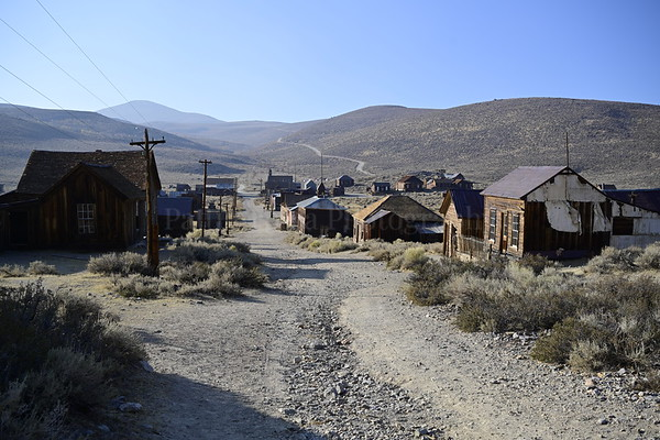 Bodie Ghost Town 2020
