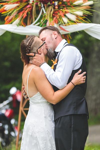 Tammy n JD Wedding
