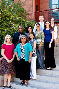 MACME staff Fall 2009
