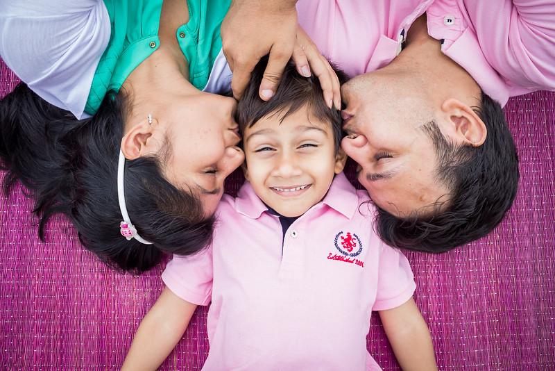 Desai Family Shoot