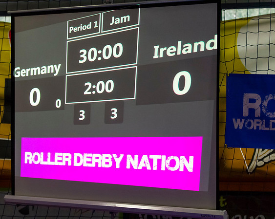 Ireland vs. Germany