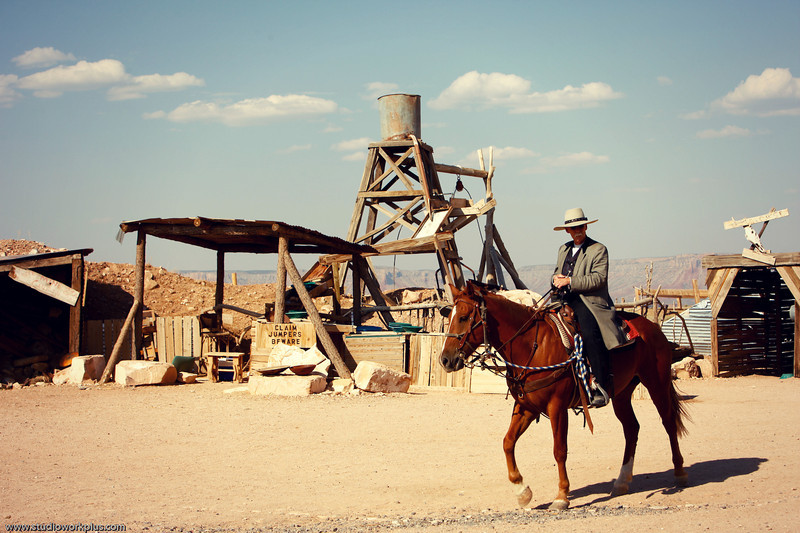 @ the Hualapai Ranch Grand Canyon USA