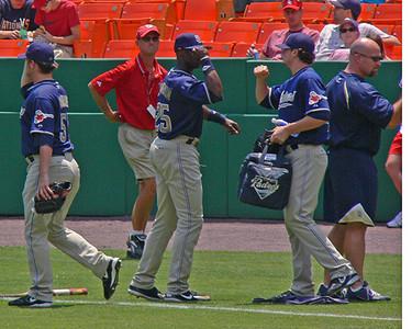 San Diego Padres, July 9, 2006
