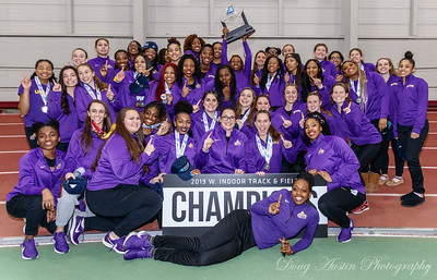 America East T&F Indoor Championships Saturday