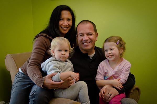 Garry and Joy Visit 2012
