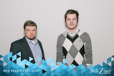stills - sub zero vodka bar nye party 2014
