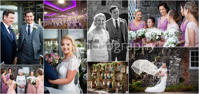 Cathie & Stuart  Coleraine wedding