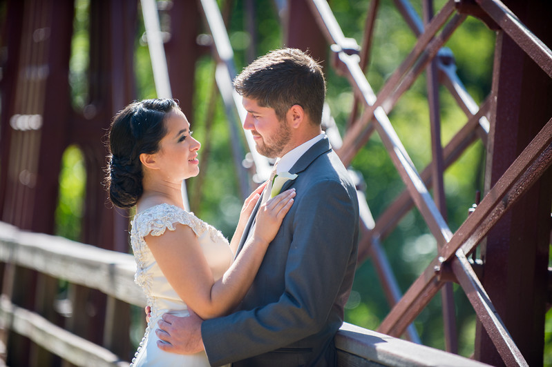 Darcy & Simon's Wedding