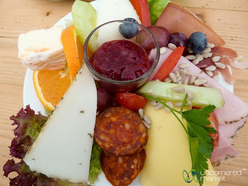 Mixed Plate for Breakfast - Berlin, Germany