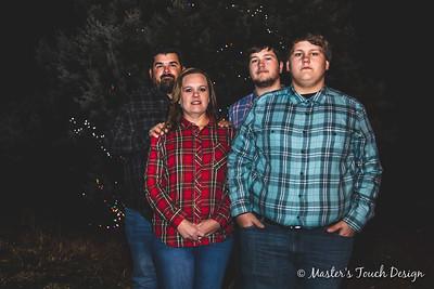 WM ~ Counterman Family - Winter 2019