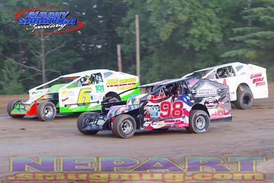 Albany-Saratoga Speedway - 8/21/20 - Mark Brown