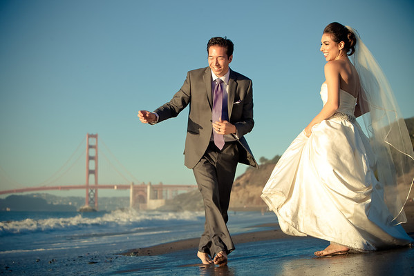 """Our """"Trash the-Dress"""" Session (Photographer: Nicole Sepulveda at XSiGHT Media)"""