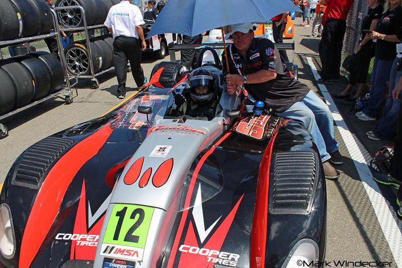 ONE Motorsports Tony Bullock