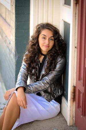 Rachel M  | Senior