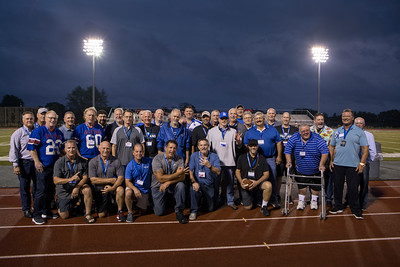 Reunion of the 1978, 1979, & 1980 Football Championships