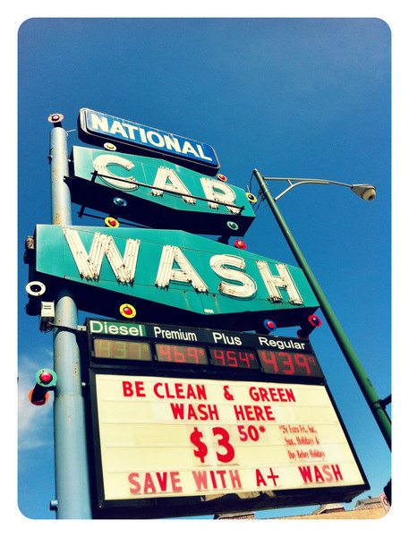 squeaky clean (iPhoneography)