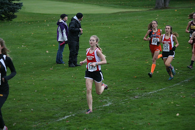 XC Regionals Girls D4 Grand Traverse Resort 1/4 Mile