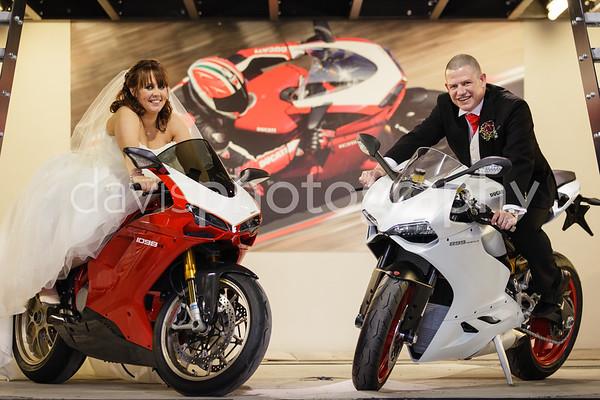 Kelly + James Coleraine Wedding