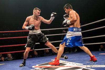 Bruno Bredicean vs Eliud Melendez Rocha Tohu 24-03-18