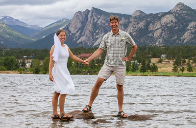 Estes Lake Wedding 2020