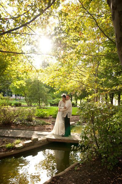 Keith and Cynthia - Fairfax County Wedding