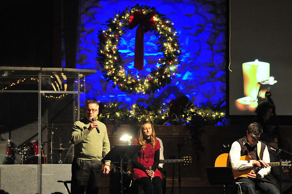 Christmas Eve Services 2010