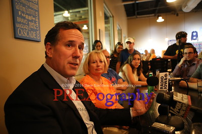 Rick Santorum Confluence Pub 8-12-15