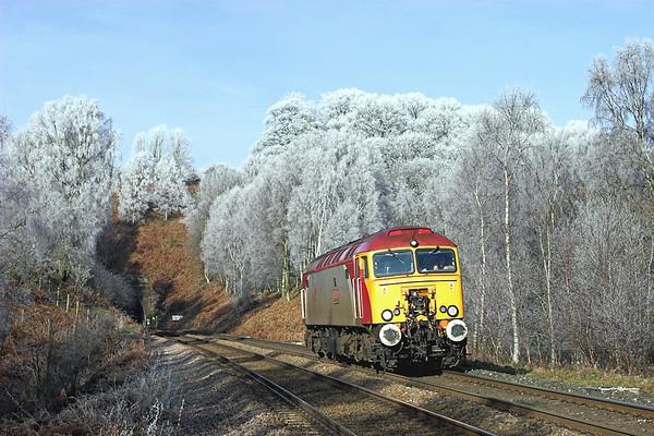 7th February 2012: Settle and Carlisle