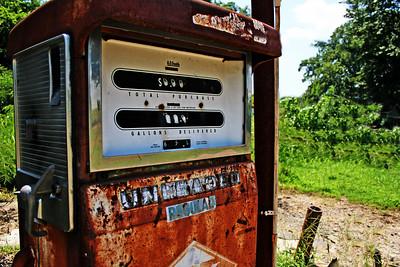 Southern Gas Pumps