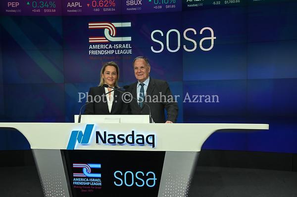 NASDAQ Opening Bell