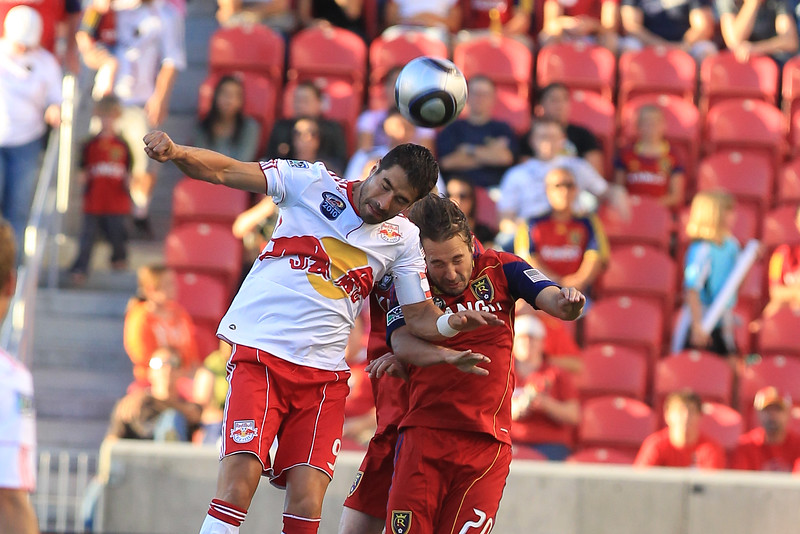 MLS: SEP 4 New York Red Bulls at Real Salt Lake