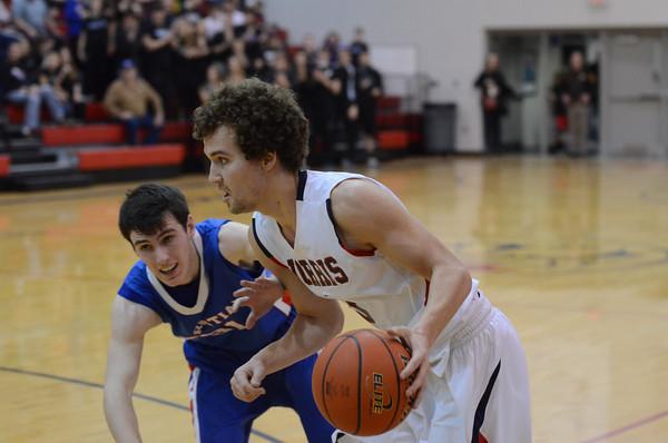 Varsity Boys Basketball vs Lincoln Christian