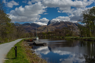 Caledonian Canal - Corpach