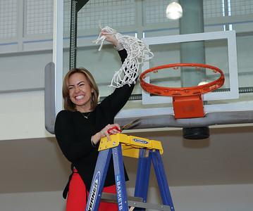 Adelphi vs Bentley   2017 NE10 Women's Basketball Title Game   March 5th 2017