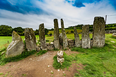 Cairnholy Chambered Cairn 1