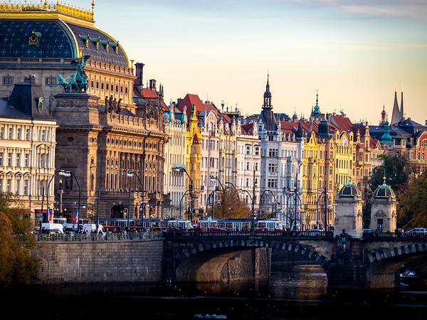 Prague, Czech Republic - 2018