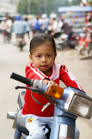 Phnom Penh and her people